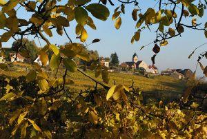 Itterswiller en automne