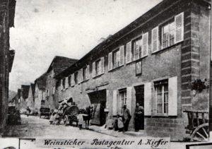 Le domaine vers 1890