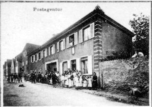 Le domaine viticole de Nicolas Kieffer avant 1900